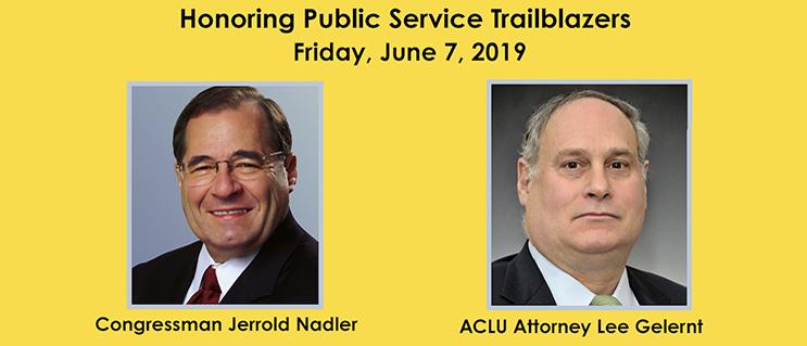 headshots of Congressman NHadler and ACLU Attorney Gelernt
