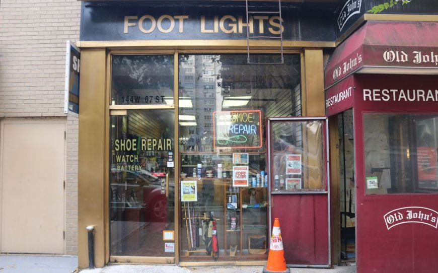 Foot Light Shoe Repair