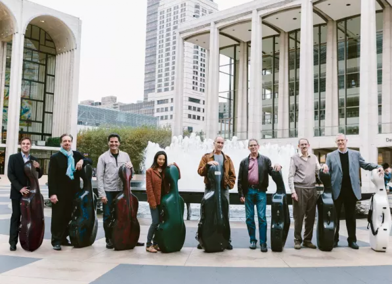 The Cellists of Lincoln Center