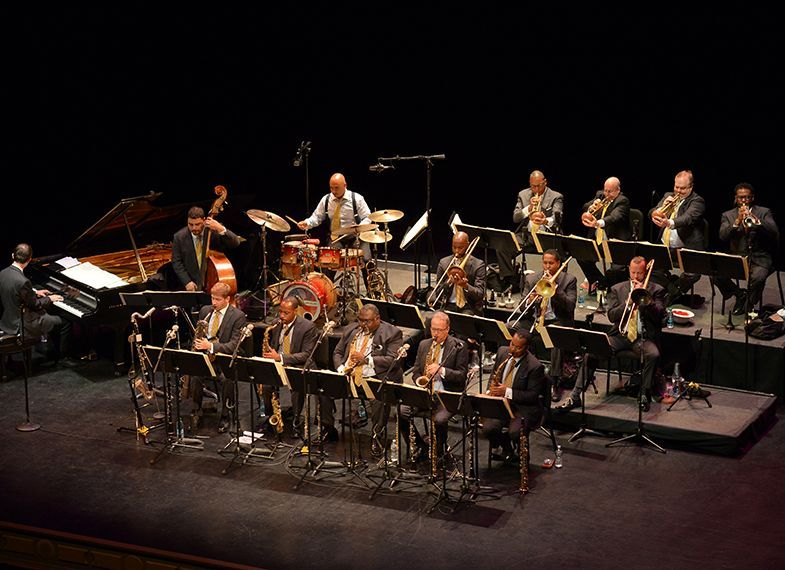 The Jazz at Lincoln Center Orchestra Songbook