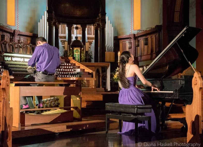 Sacred Sounds at St. Paul's - Ryan Kennedy, Organist