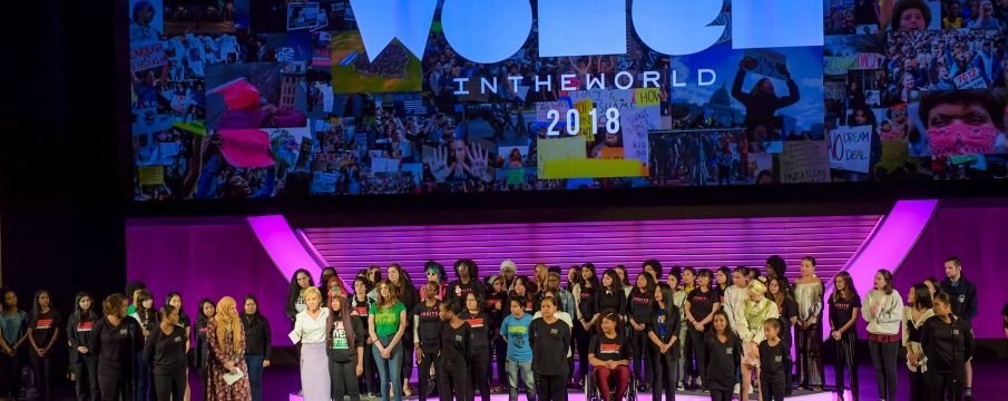 Women in the World 10th Anniversary Summit