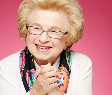 TimesTalk with Dr. Ruth