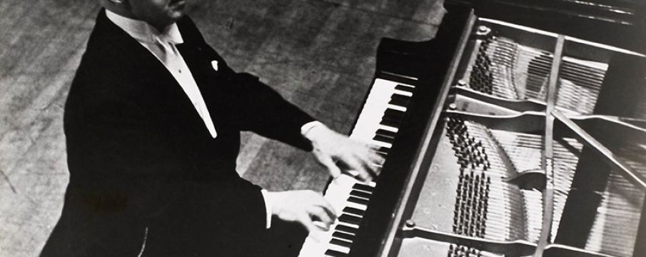 Great Pianists on Film at Lincoln Center