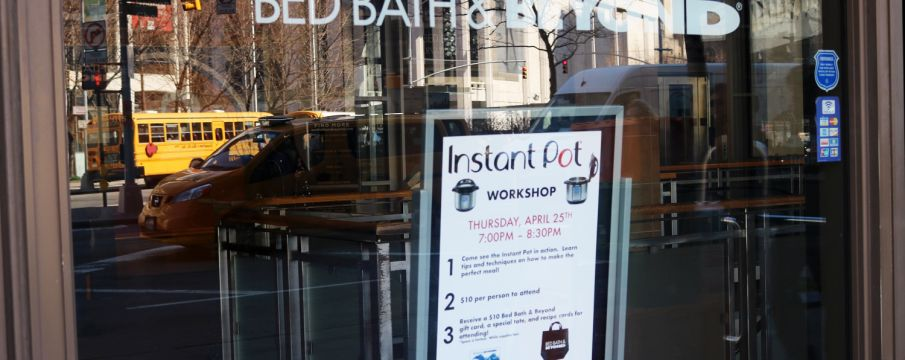 Instant Pot Workshop at Bed Bath & Beyond