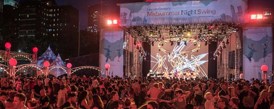 Midsummer Night Swing 2019