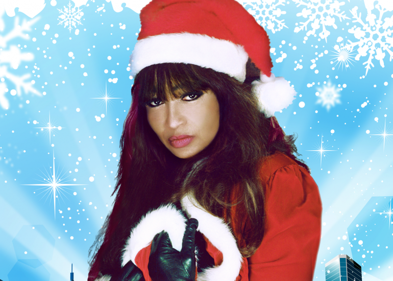 The 2019 Winter's Eve Headliner:  Ronnie Spector & The Ronettes