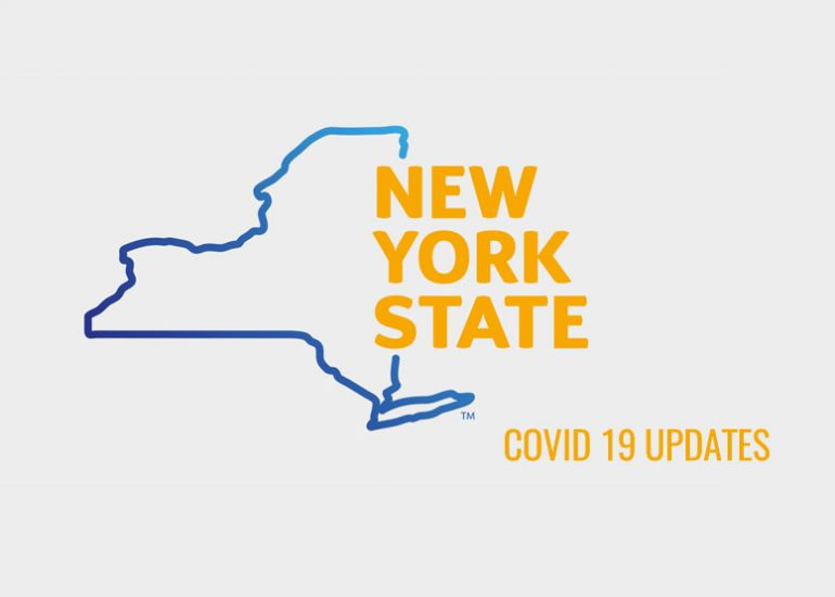 COVID-19: Updates from NY State