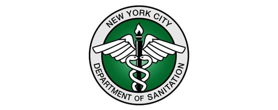 Green DSNY logo