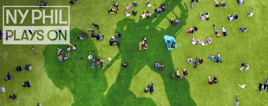 NY Phil's Concerts in the Park @ Home