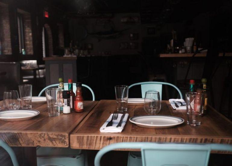 Indoor Dining Begins Wednesday, September 30
