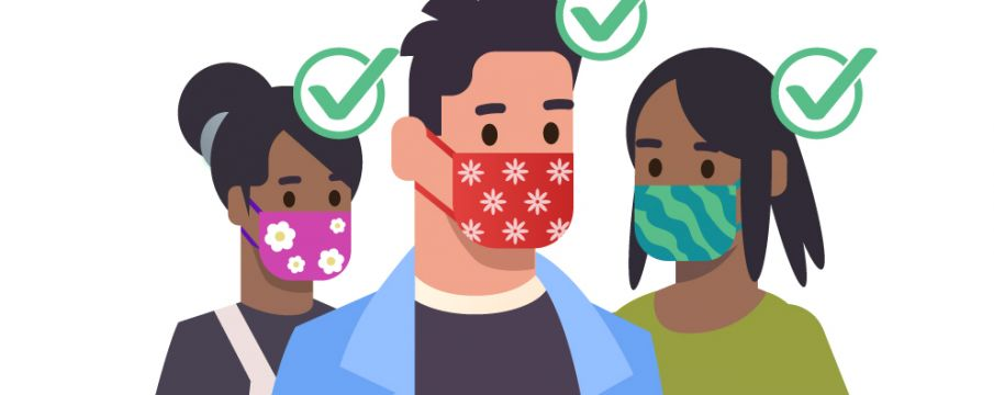 Updated CDC Guidance on Masks and Quarantine