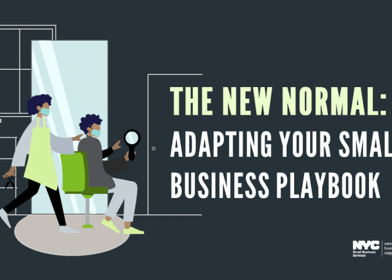 The New Normal: Adapting Your Small Business Playbook