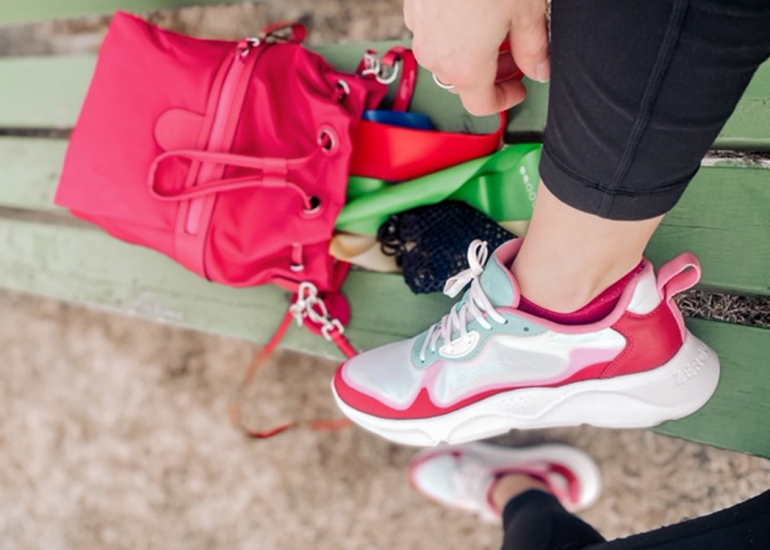 Fashionable & Functional: Women's Sneakers & More for Spring