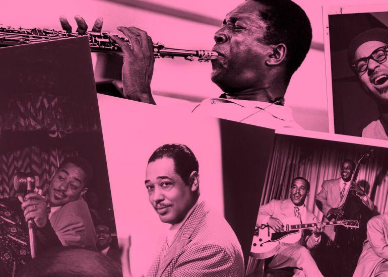 Virtual Swing University: Summer of Saxophone