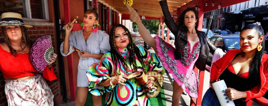 women of sancocho