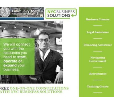 One-On-One Consultations with NYC Business ...