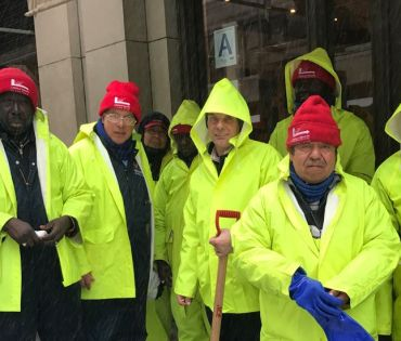 Lincoln Square Clean Team Tackles Stella