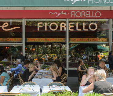 Cafe Fiorello is Open for Breakfast