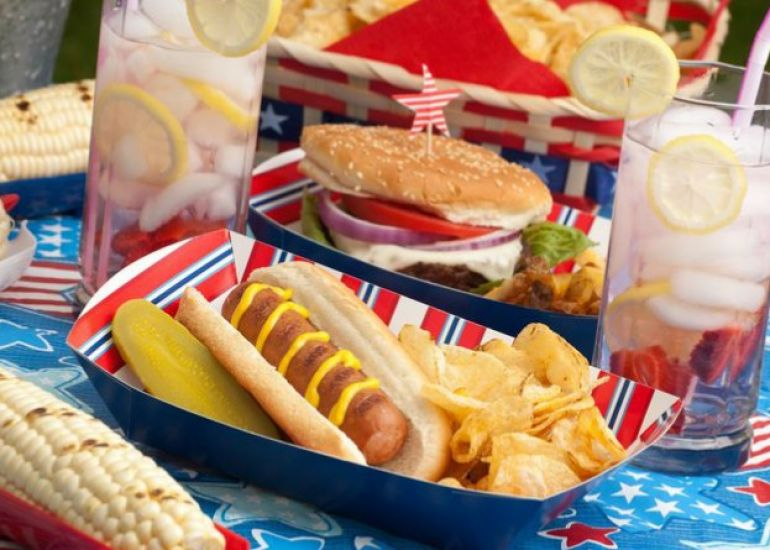 Celebrate the 4th of July in Lincoln Square