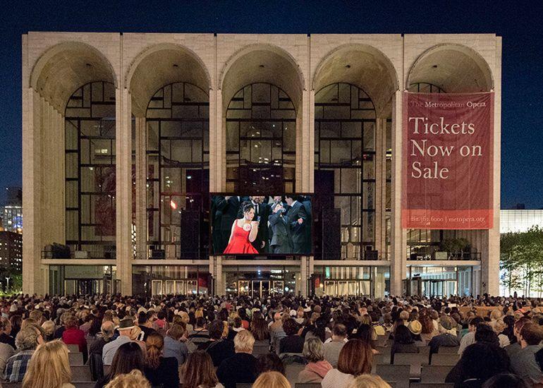 Met Opera's 2017 Summer HD Festival