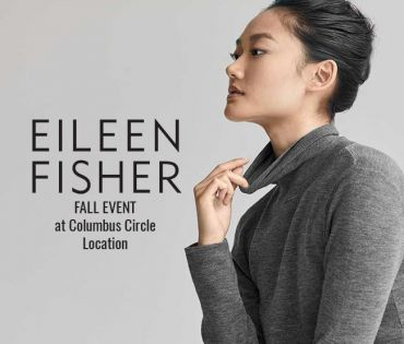 Eileen Fisher's Fall Event Countdown