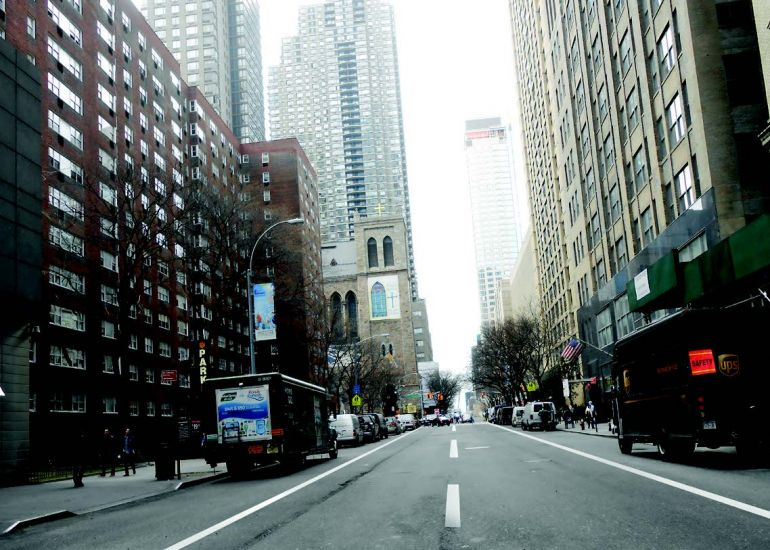 Safety and Mobility Improvements for West 60th and West 62nd Streets