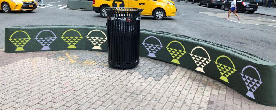 Lincoln Square's Broadway Mall Public Art Project