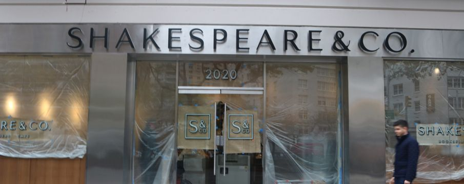 Shakespeare & Co. is Back on the Upper West Side